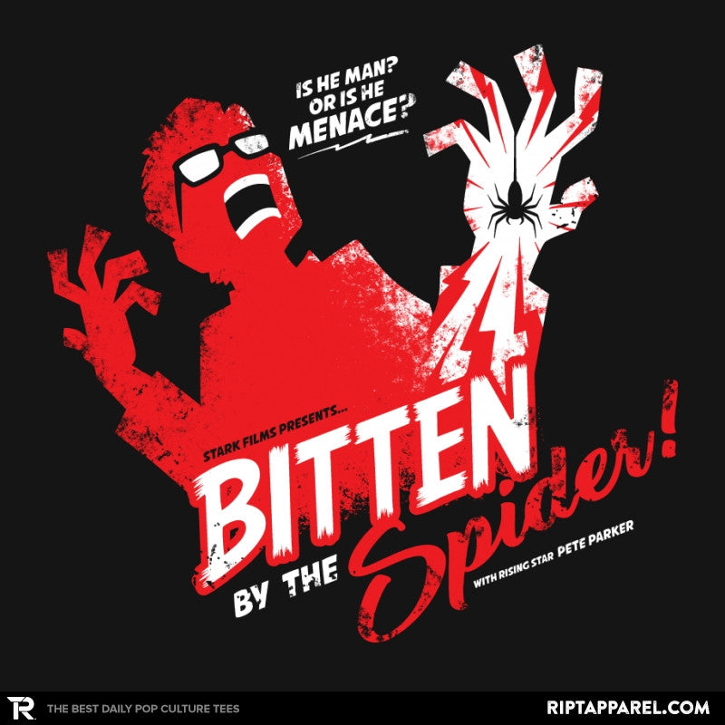 Bitten by the Spider - RIPT Apparel
