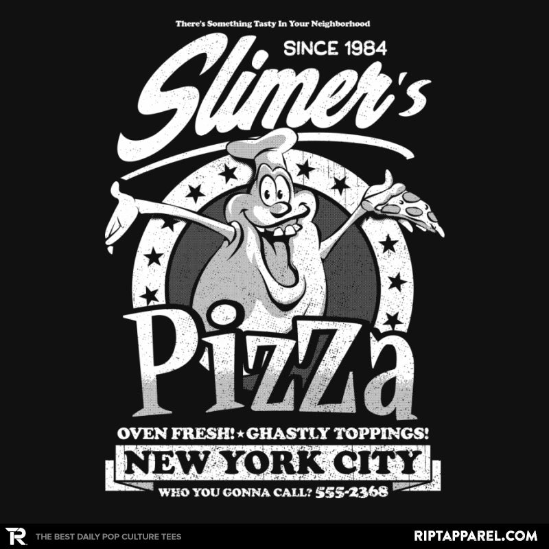 Slimer's Pizza - Collection Image - RIPT Apparel