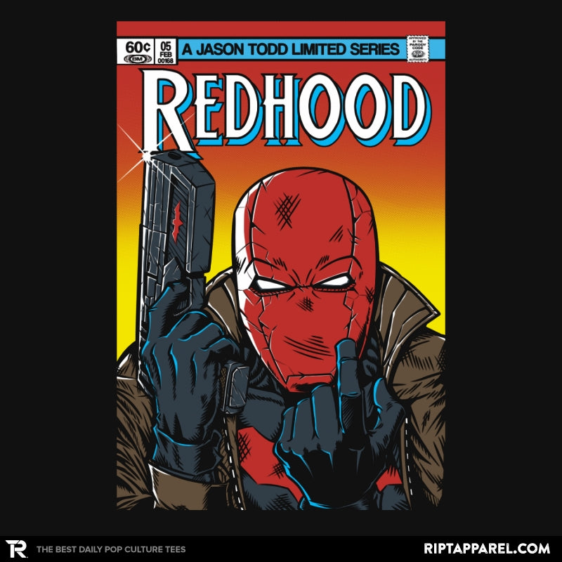 Red Hood - Collection Image - RIPT Apparel