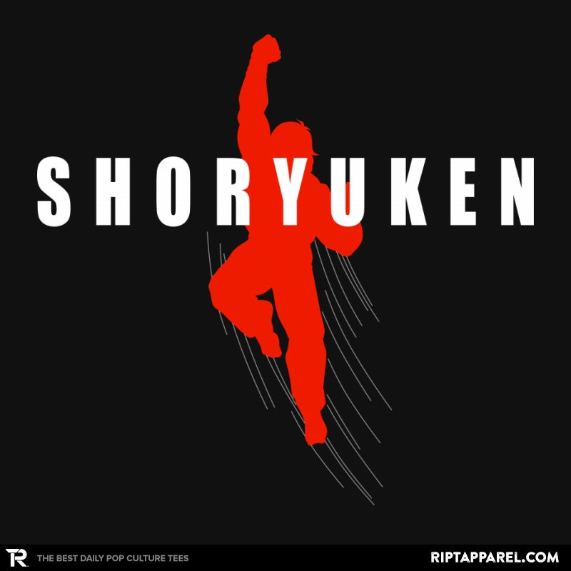 Air Shoryuken - RIPT Apparel