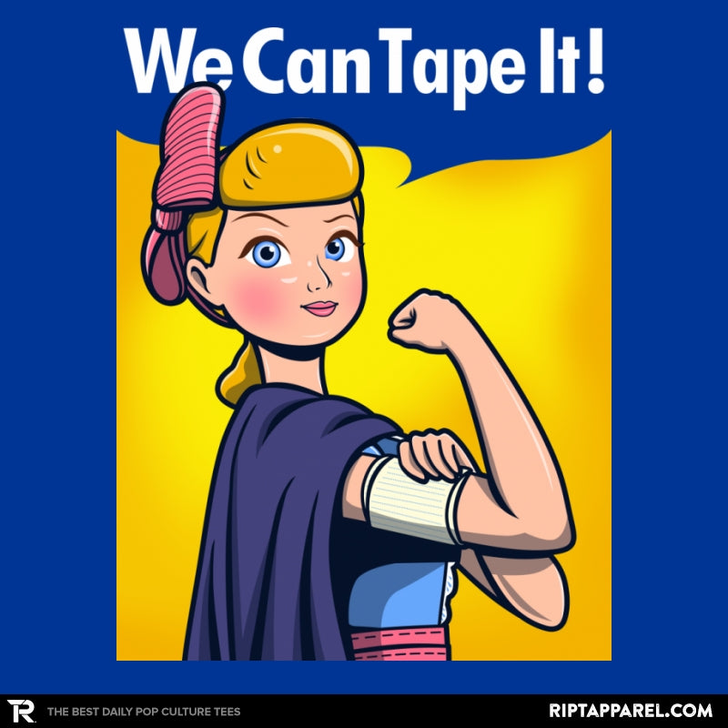 We can tape it! - RIPT Apparel