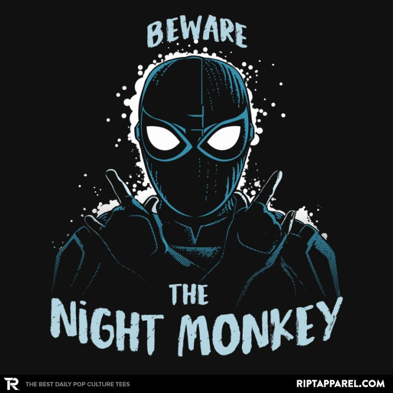 Night Monkey - Collection Image - RIPT Apparel