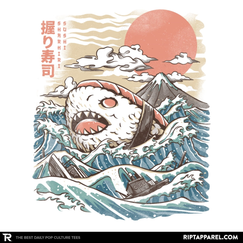 Sharkiri Sushi - Collection Image - RIPT Apparel