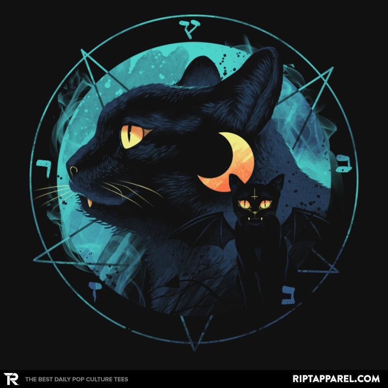 Puss the Evil Cat - Collection Image - RIPT Apparel