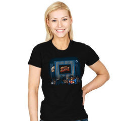 Heroes & Fighters - Womens - T-Shirts - RIPT Apparel