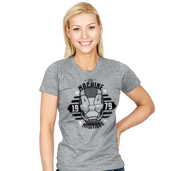War Munitions - Womens - T-Shirts - RIPT Apparel