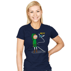 Hey! Look at me! - Womens - T-Shirts - RIPT Apparel
