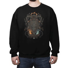 Ash to Embers - Crew Neck - Crew Neck - RIPT Apparel