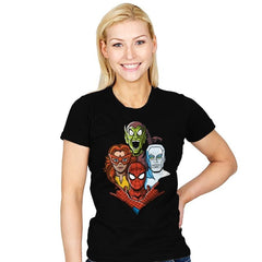Amazing Rhapsody - Womens - T-Shirts - RIPT Apparel