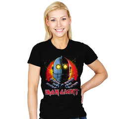 METAL FOREVER - Womens - T-Shirts - RIPT Apparel