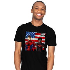 Spider-Verse - Mens - T-Shirts - RIPT Apparel