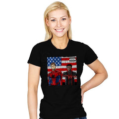 Spider-Verse - Womens - T-Shirts - RIPT Apparel