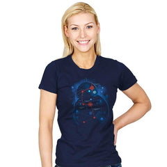 Charting the Way - Womens - T-Shirts - RIPT Apparel