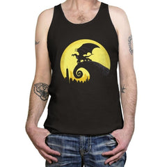 Gargoyles Before Christmas - Tanktop - Tanktop - RIPT Apparel