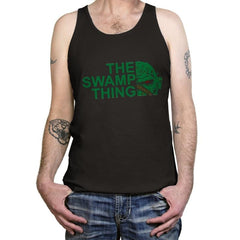 The Swamp Face - Tanktop - Tanktop - RIPT Apparel