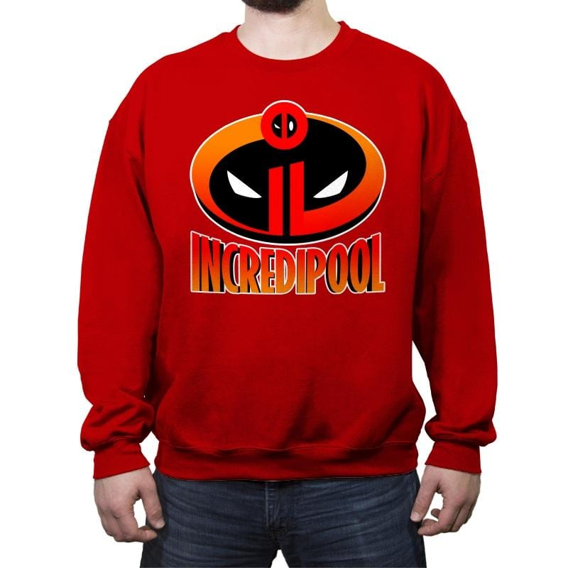 Incredipool - Crew Neck Sweatshirt - Crew Neck Sweatshirt - RIPT Apparel