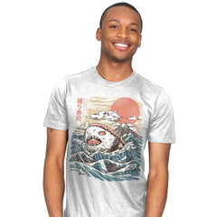 Sharkiri Sushi - Mens - T-Shirts - RIPT Apparel
