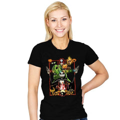 Enter the Nightmare - Best Seller - Womens - T-Shirts - RIPT Apparel