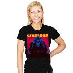 I'm A Star Lord - Record Collector - Womens - T-Shirts - RIPT Apparel