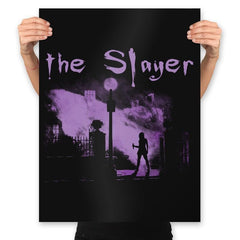 The Vamp Slayer - Prints - Posters - RIPT Apparel