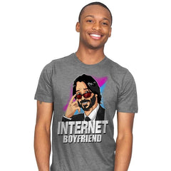 Internet Boyfriend - Mens - T-Shirts - RIPT Apparel