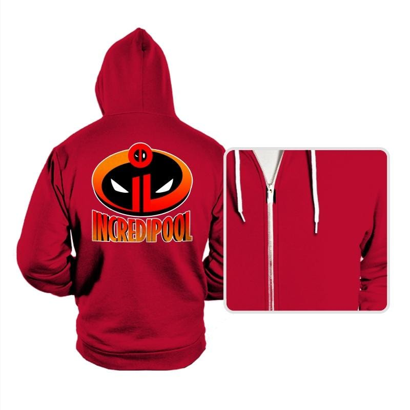 Incredipool - Hoodies - Hoodies - RIPT Apparel