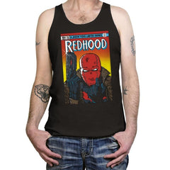 Red Hood - Tanktop - Tanktop - RIPT Apparel