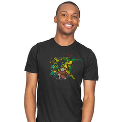 Turtle Force - Mens - T-Shirts - RIPT Apparel