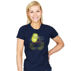 Louise & Kuchi Kopi - Womens - T-Shirts - RIPT Apparel