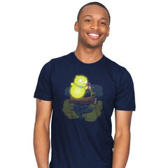 Louise & Kuchi Kopi - Mens - T-Shirts - RIPT Apparel