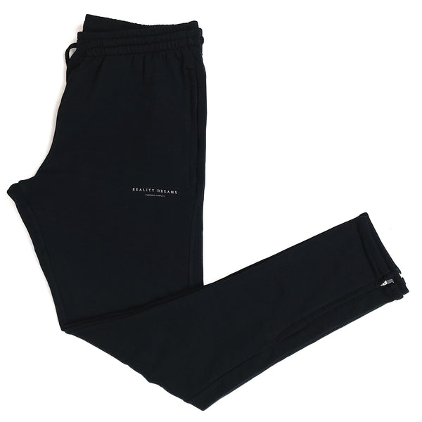 Black RD Sweatpants
