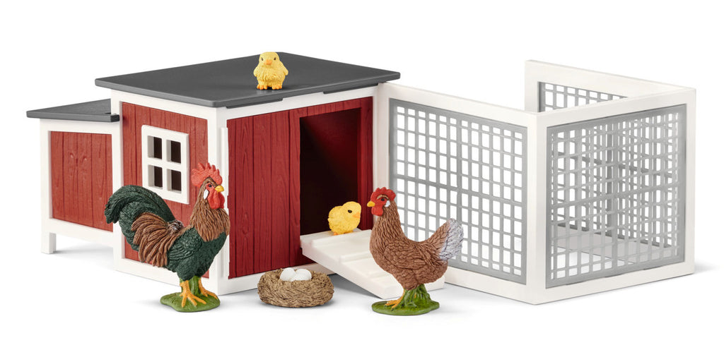 #42421 Chicken Coop Set