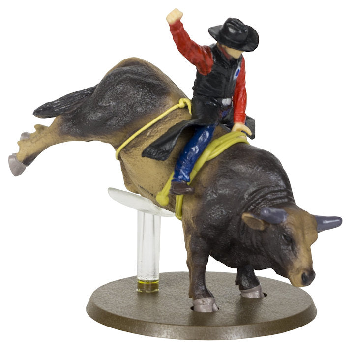 #461BC 1/20 PBR Sweet Pro's Bruiser Bull with Rider