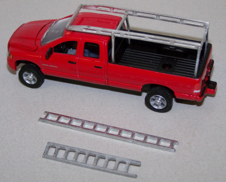#TRP4190P 1/64 Contractor Style Ladder Rack Kit with Ladder