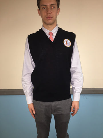 Xavier Uniform Sweater Vest