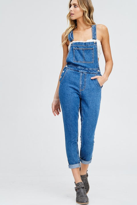 Country girl overalls