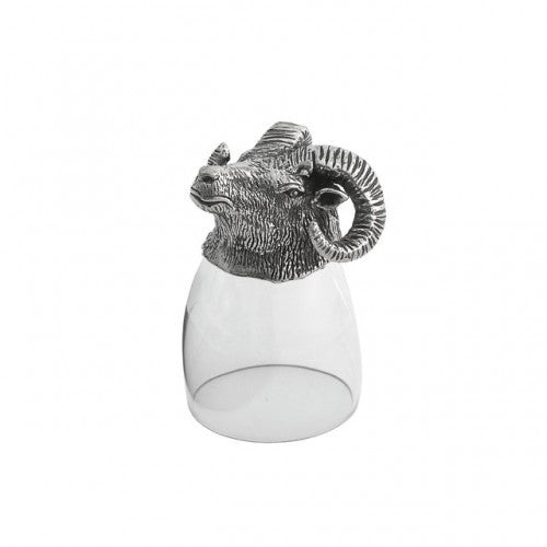Animale Ram Liqueur Glass