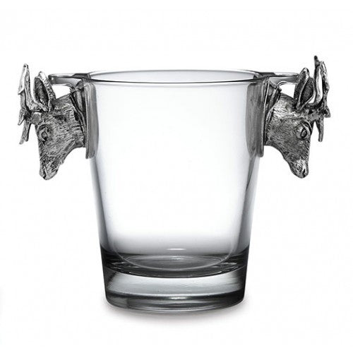 Animale Glass Ice Bucket