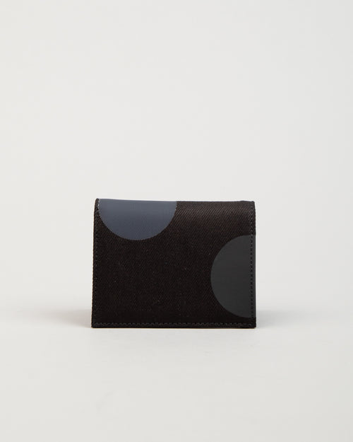 SA0641RD Rubber Dot Wallet 2