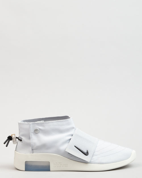 Air Fear of God Moc Strap Pure Platinum/Black/Sail 1