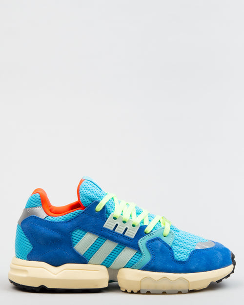 ZX Torsion Bright Cyan/Linen Green/Blue 1