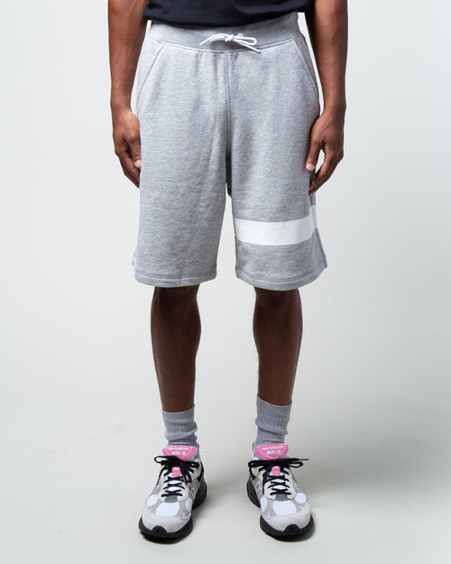 Classic Fit Shorts Grey 1