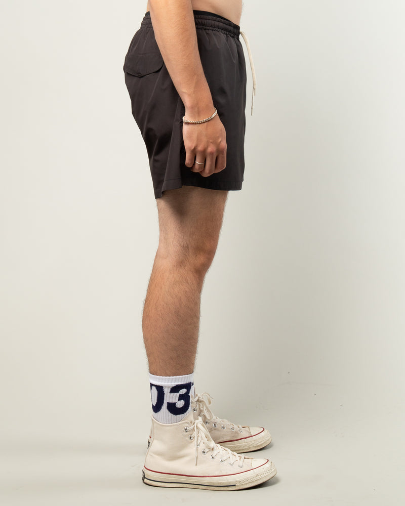 Team Athletic Trunk Shorts Black