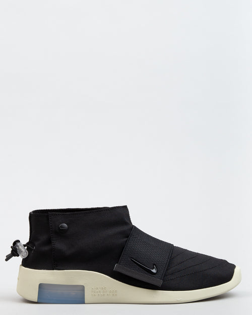 Air Fear of God Moc Strap Black/Black/Fossil 1
