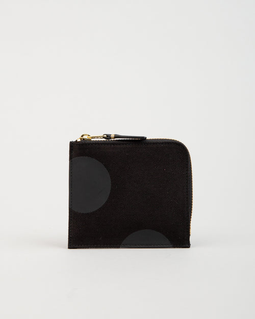 SA3100RD Rubber Dot Wallet 1