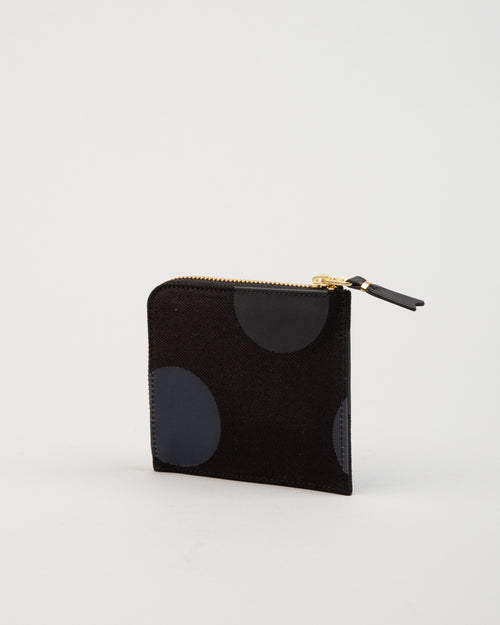 SA3100RD Rubber Dot Wallet 2
