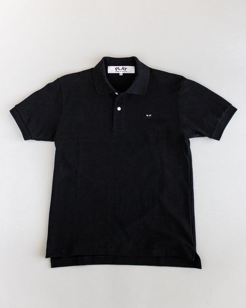 Women's Polo Shirt Black 2