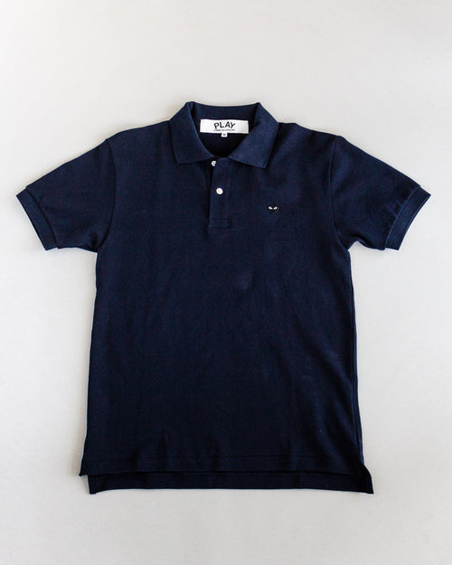 Women's Polo Shirt Navy 2