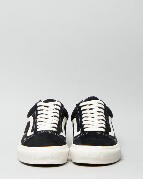 OG Old Skool LX (Suede/Canvas) Black/Marshmallow 2