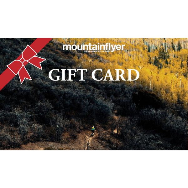 Mountain Flyer Gift Card